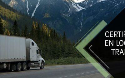 Certificaciones en logística y transporte