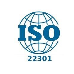 Logo ISO-22301