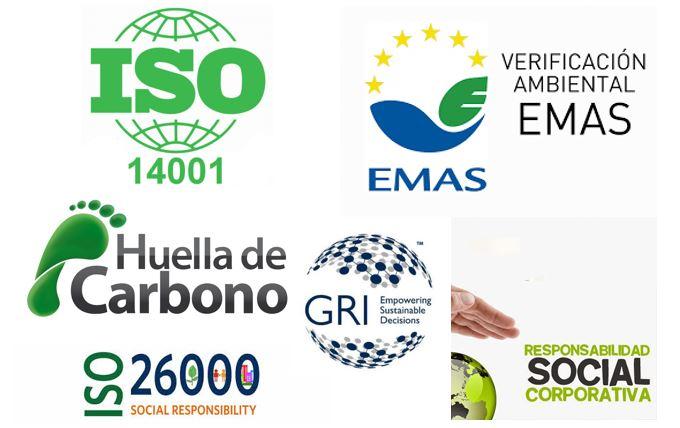 certificaciones sostenibilidad empresas