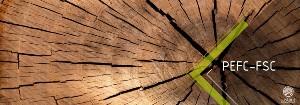 Certificación forestal: PEFC-FSC