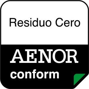 certificación residuo cero