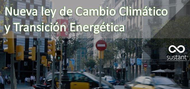 Ley Cambio Climático