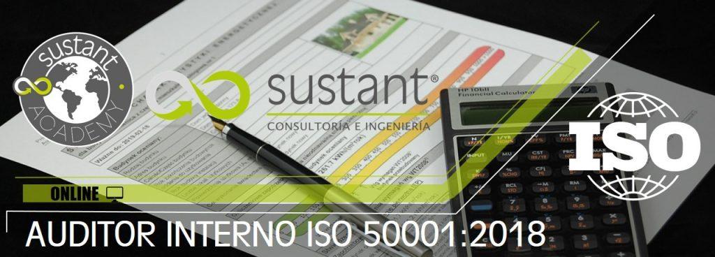 curso online auditor interno ISO 50001