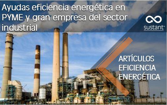 Ayudas eficiencia energética