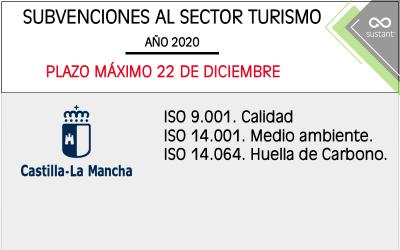 Subvenciones ISO en Castilla La Mancha 2020